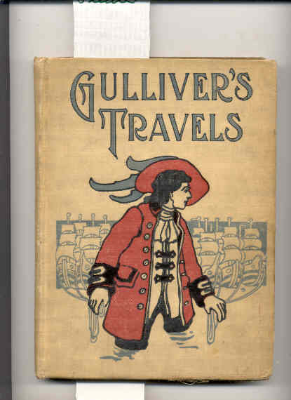 Image for GULLIVER'S TRAVELS INTO SOME REMOTE REGIONS OF THE WORLD