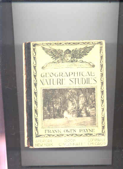 Image for GEOGRAPHICAL NATURE STUDIES: FOR PRIMARY WORK IN HOME GEOGRAPHY