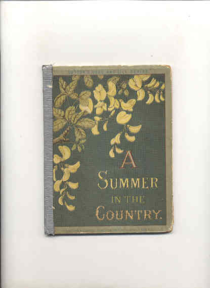 Image for A SUMMER IN THE COUNTRY.