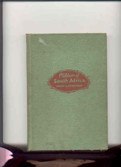 Image for CHILDREN OF SOUTH AFRICA.