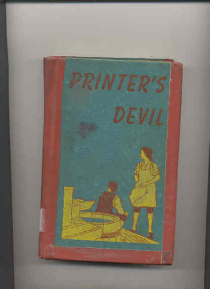 Image for PRINTER'S DEVIL