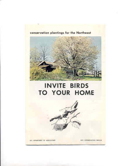 Image for INVITE BIRDS TO YOUR HOME