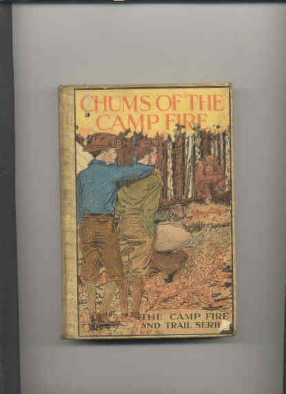 Image for CHUMS OF THE CAMPFIRE