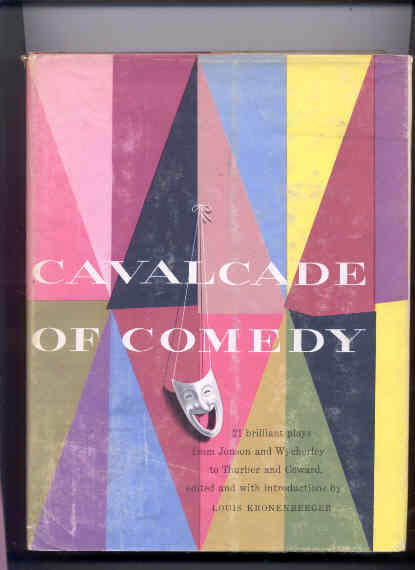Image for CAVALCADE OF COMEDY