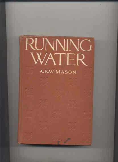 Image for RUNNING WATER