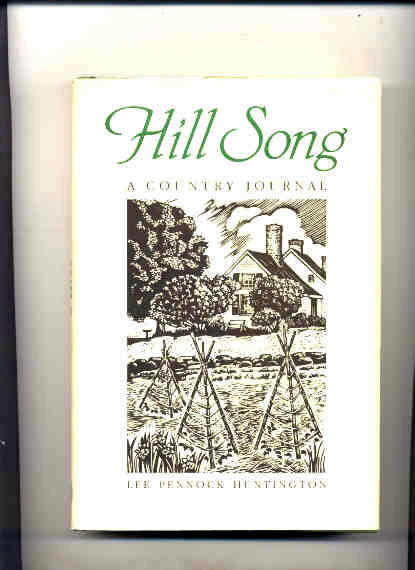Image for HILL SONG A Country Journal (Vermont)
