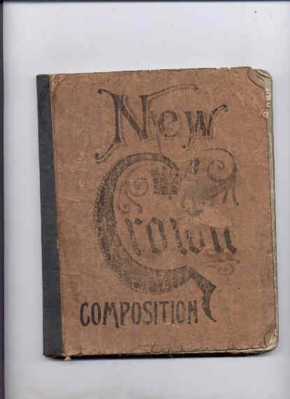 Image for NEW CROWN COMPOSITION BOOK (OF MUSIC) (HOLOGRAPHIC)
