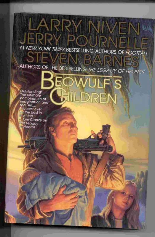 Image for BEOWULFS CHILDREN