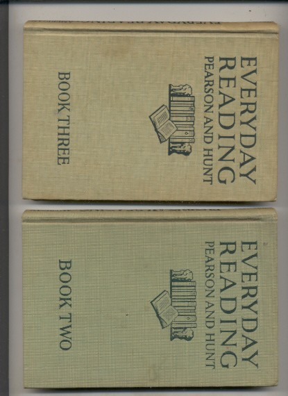 Image for EVERYDAY READING Books II and III