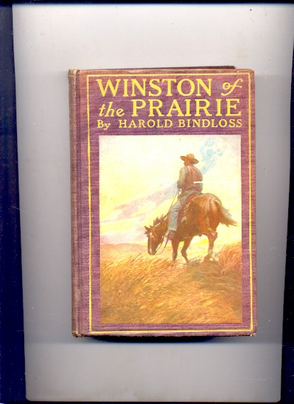 Image for WINSTON OF THE PRAIRIE