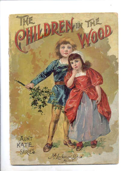 Image for THE CHILDREN IN THE WOOD: AUNT KATE'S SERIES