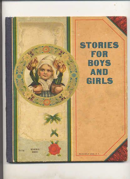 Image for STORIES FOR BOYS AND GIRLS