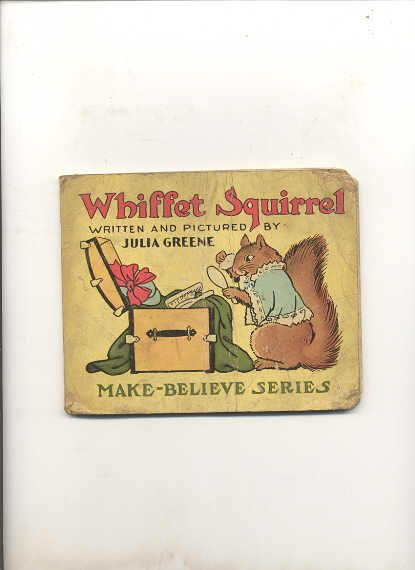 Image for WHIFFET SQUIRREL