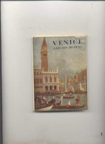 Image for VENICE AND ITS BEAUTY