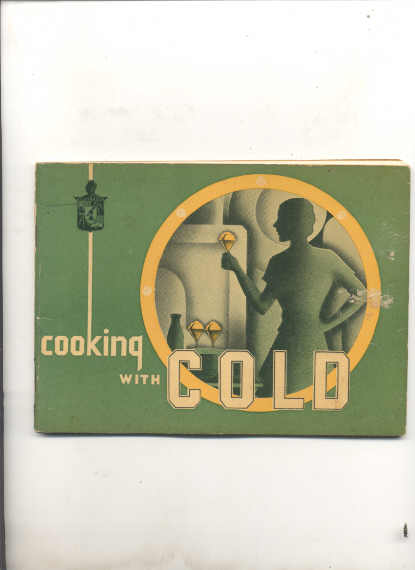 Image for COOKING WITH COLD