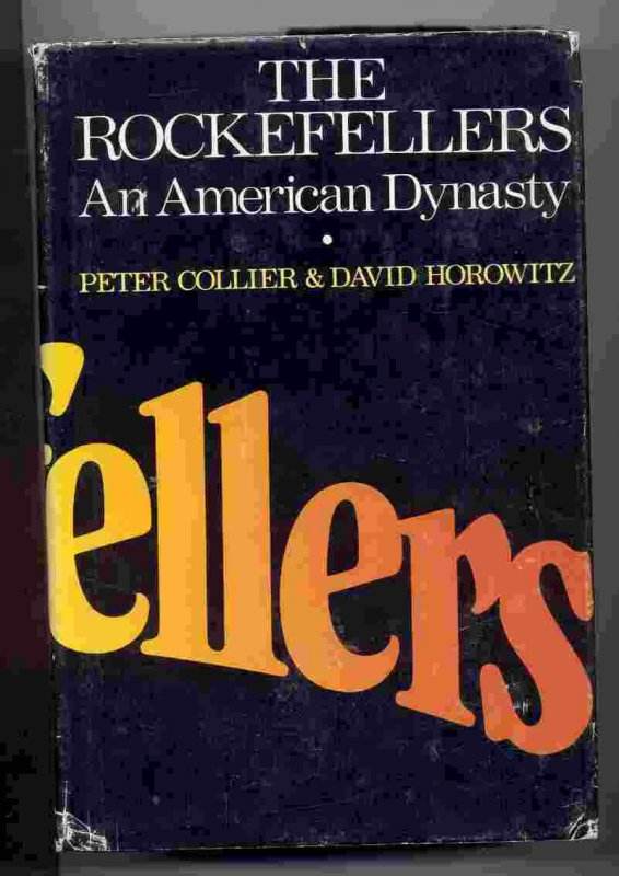 Image for THE ROCKEFELLERS
