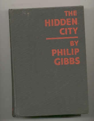 Image for THE HIDDEN CITY