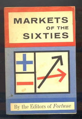 Image for MARKETS OF THE SIXTIES