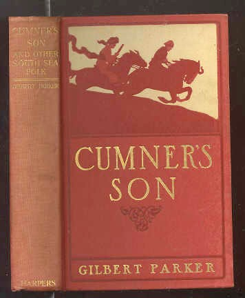 Image for CUMNER'S SON, AND OTHER SOUTH SEA FOLK