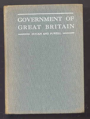 Image for THE GOVERNMENT OF GREAT BRITAIN AND THE DOMINIONS AND COLONIES