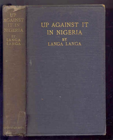 Image for UP AGAINST IT IN NIGERIA