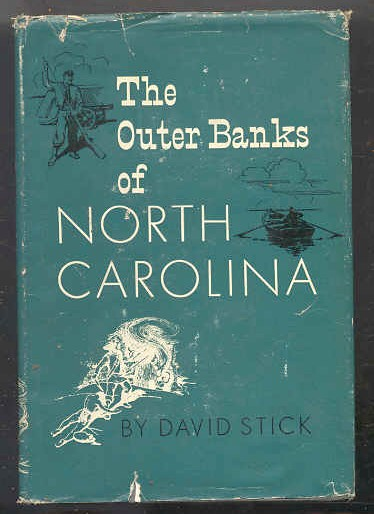 Image for THE OUTER BANKS OF NORTH CAROLINA 1584-1958