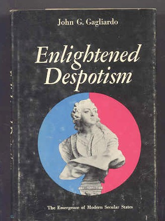Image for LIGHTENED DESPOTISM