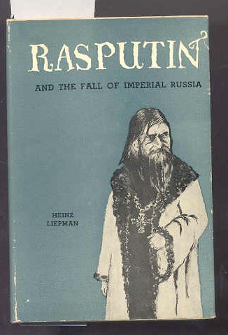 Image for RASPUTIN AND THE FALL OF IMPERIAN RUSSIA