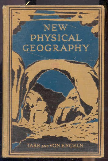 Image for NEW PHYSICAL GEOGRAPHY