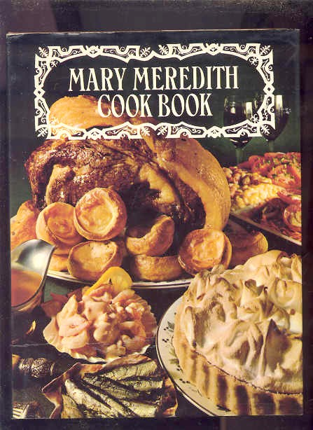 Image for MARY MEREDITH COOK BOOK