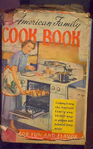 Image for AMERICAN FAMILY COOKBOOK