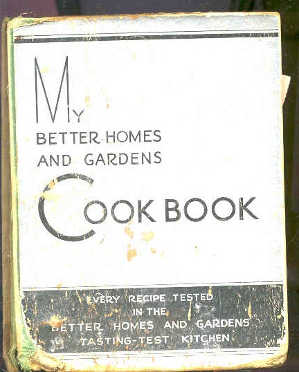 Image for BETTER HOMES AND GARDENS LIFE TIME COOKBOOK