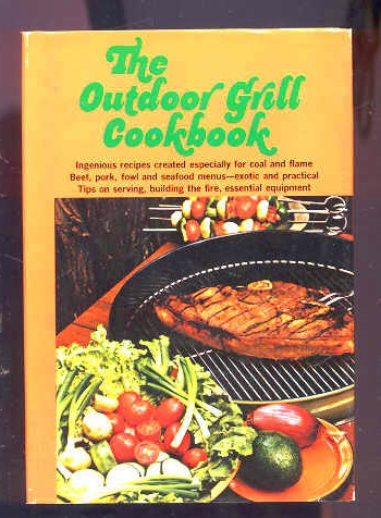 Image for THE OUTDOOR GRILL COOKBOOK