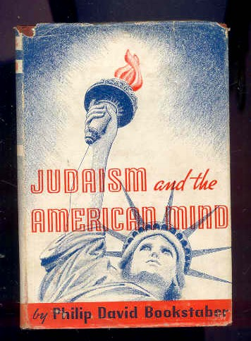 Image for JUDAISM AND THE AMERICAN MIND