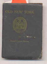 "Image for OLD NEW YORK  (Miniature 3.5"" Tall Book)"
