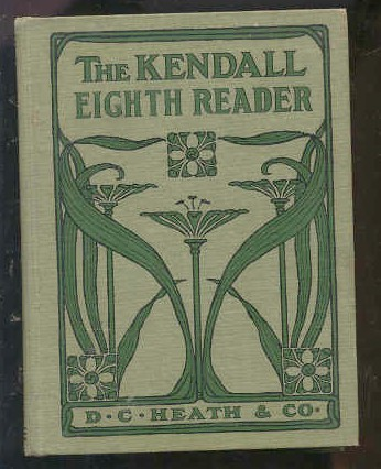 Image for THE KENDALL EIGHTH READER