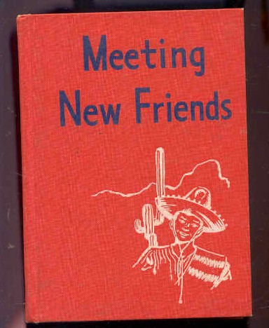 Image for MEETING NEW FRIENDS (DEVELOPMENTAL READING SERIES, A BASIC READING PROGRAM)