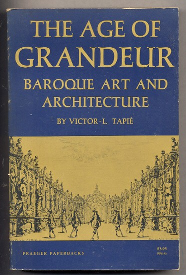 Image for THE AGE OF GRANDEUR: BAROQUE ART AND ARCHITECTURE