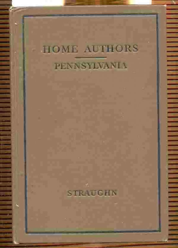 Image for HOME AUTHORS - PENNSYLVANIA