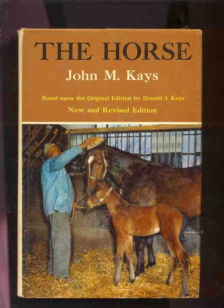 Image for THE HORSE: JUDGING - BREEDING, FEEDING, MANGEMENT, SELLING