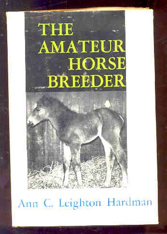 Image for THE AMATEUR HORSE BREEDER