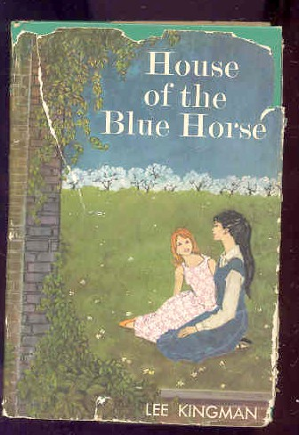 Image for HOUSE OF THE BLUE HORSE