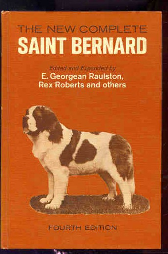 Image for THE NEW COMPLETE ST. BERNARD