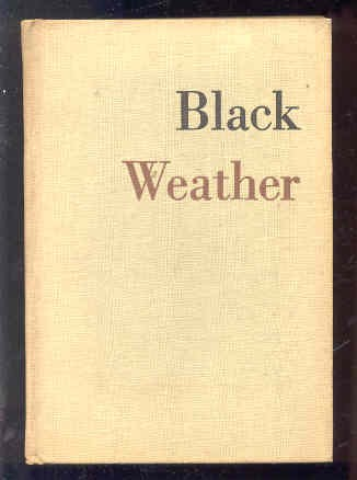 Image for BLACK WEATHER