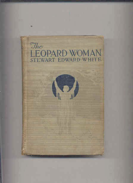 Image for THE LEOPARD WOMAN