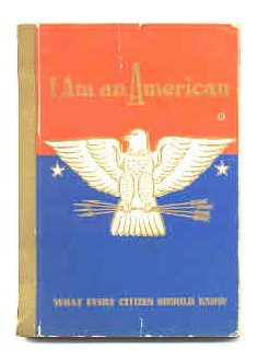 Image for I AM AN AMERICAN