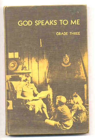 Image for GOD SPEAKS TO ME, GRADE THREE