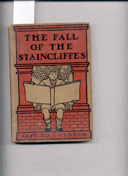 Image for THE FALL OF THE STAINCLIFFES. PRIZE TALE ON GAMBLING