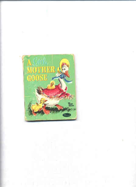 Image for A LITTLE MOTHER GOOSE