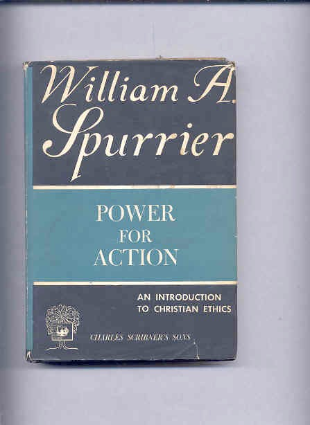 Image for POWER FOR ACTION: AN INTRODUCTION TO CHRISTIAN ETHICS